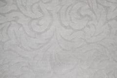Gray Textured Patterned Velvet Arkivfoto