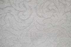 Gray Textured Patterned Velvet Stock Photo