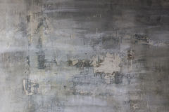 Gray textured wall. For background Royalty Free Stock Photo