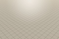 Gray tiled floor background Royalty Free Stock Image