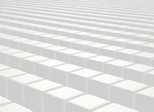 Gray tiled texture Stock Photography