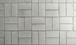 Gray tiles pattern texture. royalty free stock photography