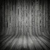 Gray timber wood texture Stock Photography