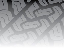 Gray tire background Royalty Free Stock Image