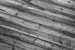 Gray toned wooden background boards natural rustic base reclining panels design monochrome contrasting texture royalty free stock photos