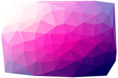 Gray triangle background. Stock Photos