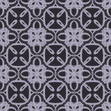 Gray universal vector seamless patterns, tiling. Geometric ornaments. Royalty Free Stock Images