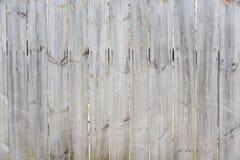 Gray unpainted wooden door Royalty Free Stock Photo