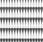 Gray vertical clubs Stock Photography