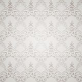 Gray Victorian style Royalty Free Stock Images