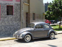Gray Volkswagen Beetle 1300 Royalty Free Stock Photo