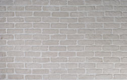 Gray Wall. Frame with gray decorative bricks Royalty Free Stock Photos