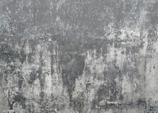 Gray wall. Gray cement wall used for background stock images