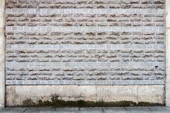Gray wall royalty free stock image
