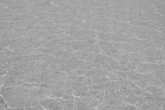 Gray Water background Stock Image
