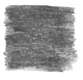 Gray watercolor and chalk background Royalty Free Stock Photography