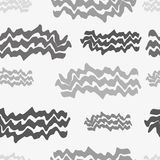 Gray waves Royalty Free Stock Photo