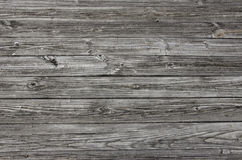Gray Weathered Wood Planking Stock Photos