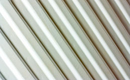 Radiator background Royalty Free Stock Photo