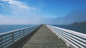 Gray and White Bridge over Water during Daytime Stock Images