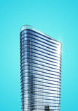 Gray and White Glass Building Royalty Free Stock Image