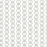 Gray on White Grunge Geometric Seamless Pattern Stock Photo