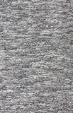 Gray-white polyeste. Light gray-white polyester textiles boucle background Stock Photo