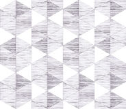 Gray and white polygonal background. Black and white gray geometric sacral hexagon grunge textured art background royalty free illustration