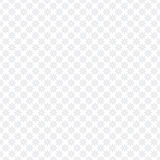 Gray and white seamless floral pattern. Vector Royalty Free Stock Images