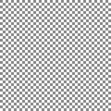The gray and white squares in a checkerboard pattern  Stock Photography
