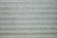 Gray window shade. For background texture Stock Photography