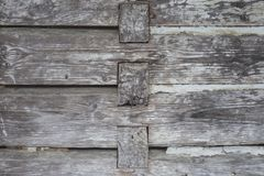 Gray wood background stock photo