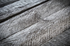 Gray wood diagonal plank texture. Abstract background Royalty Free Stock Photos