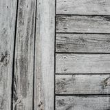 Gray wood Stock Photography