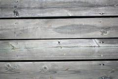 Gray Wood Plank Fotos de archivo