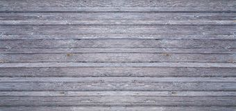 Gray wooden background weathered boards with ribs horizontal canvas rustic base royalty free stock images
