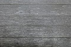 Gray wooden boards Royalty Free Stock Photography