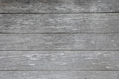 Gray wooden boards Royalty Free Stock Image