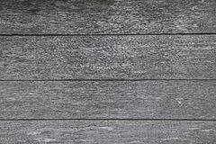 Gray wooden boards Royalty Free Stock Images