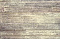 Gray wooden desk background royalty free stock photo