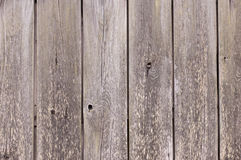 Gray wooden planks. Stock Image