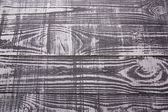Gray  wooden  planks  background. natural texture Royalty Free Stock Photography