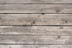 Gray wooden surface background with lines Stock Images