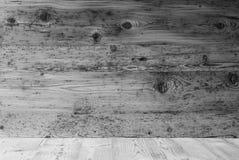 Gray Wooden Texture, fond avec l'espace de copie images libres de droits