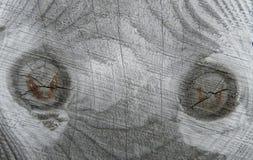 Gray wooden texture Stock Photo