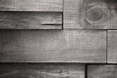 Gray wooden textured wallpaper background Royalty Free Stock Image