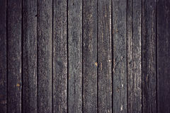 Gray wooden wall Stock Images