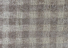 Gray wool fabric Royalty Free Stock Images