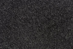Gray woollen fabric texture Stock Images