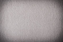 Gray woven pattern texture background Stock Photography
